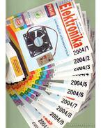Hobby Elektronika 2004. évf. (hiányos!)