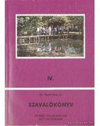 Szavalókönyv IV.