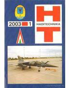 Haditechnika 2003. XXXVII. évfolyam (teljes) + különszám - Sárhidai Gyula