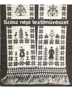 Szász népi textilművészet
