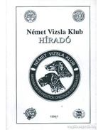 Német Vizsla Klub híradó 1999/1