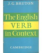 The English Verb in Context