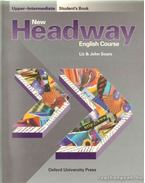 New headway English Course Upper-Intermediate - Student's Book+Workbook without key