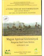 A túzok védelme Magyarországon