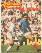 Képes Sport 1982. 26. szám