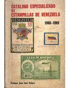 Catalogo especializado de estampillas de venezuela 1968-1969