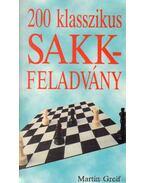 200 klasszikus sakkfeladvány