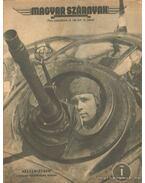 Magyar Szárnyak 1944. 16. szám augusztus