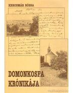 Domonkosfa krónikája (dedikált)