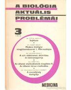 A biológia aktuális problémái  1975/3