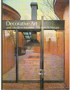 Decorative Art and Modern Interiors - Themes in Nature volume 68