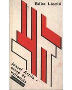 József Attila esszé és vallomás