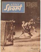 Képes sport 1955 II. évf. (hiányos)