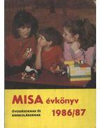 Misa évkönyv 1986-87