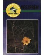 Pro Natura 1991-1994. Veszprém - Báli József