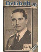 Délibáb 1942. XVI. évfolyam 35. szám