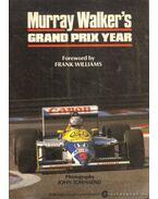Murray Walker's Grand Prix Year