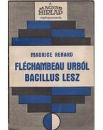 Fléchambeau urból bacillus lesz