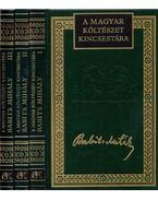Babits Mihály összegyűjtött versei I-III.