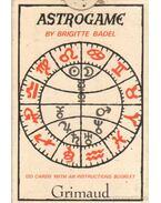 Astrogame (kártyacsomag+füzet) - Badel, Brigitte