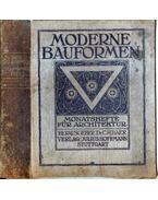 Moderne Bauformen XIV. Jahrgang 1915 - Baer, C. H.