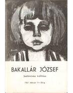 Bakallár József festőművész kiállítása