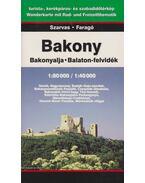 Bakony 1:80 000 / 1:40 000
