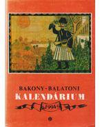 Bakony-balatoni kalendárium 1994