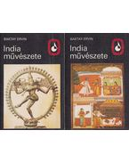 India művészete I-II. - Baktay Ervin
