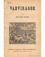 Vadvirágok 81. sz. - Bálint Deák