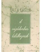 A végtelenben találkoznak - Balla László