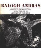 Balogh András - Balogh András
