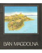 Bán Magdolna festőművész kiállítása