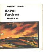 Bordi András (dedikált) - Banner Zoltán