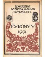 Romániai Magyar Gazdák Egyesülete évkönyve 1991 - Barabás István (szerk.)
