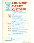A harmadik évezred küszöbén - Baranyai György (szerk.)