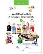 A barátságos zongoraiskola 2. - Lakos Ágnes