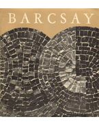 Barcsay - Barcsay Jenő