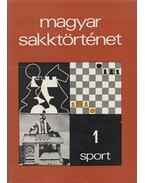 Magyar sakktörténet 1. - Barcza Gedeon