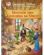 Mentsük meg Leonardo da Vincit