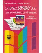 CorelDRAW! 3.0 - Bartha Gábor, Honti József