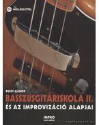 Basszusgitáriskola II.