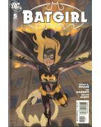 Batgirl 5.