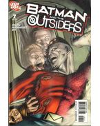 Batman and the Outsiders 7.