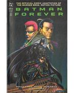 Batman Forever: The Official Comic Adaptation of the Warner Bros. Motion Picture