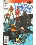 Batman and the Outsiders 11.
