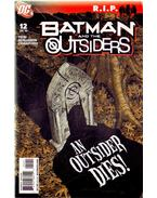 Batman and the Outsiders 12.