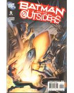 Batman and the Outsiders 5.