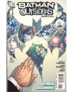 Batman and the Outsiders Special 1.