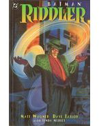 Batman: Riddler - The Riddler Factory - Taylor, David, Wagner, Matt